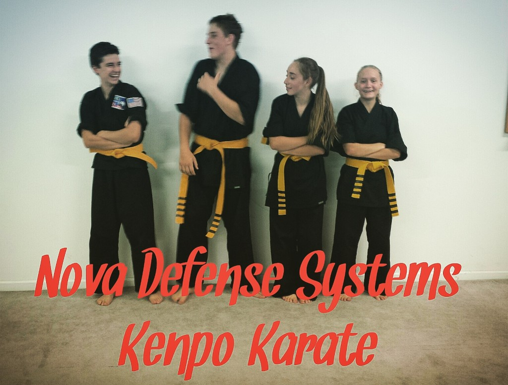 Nova Defense Systems Kenpo Karate